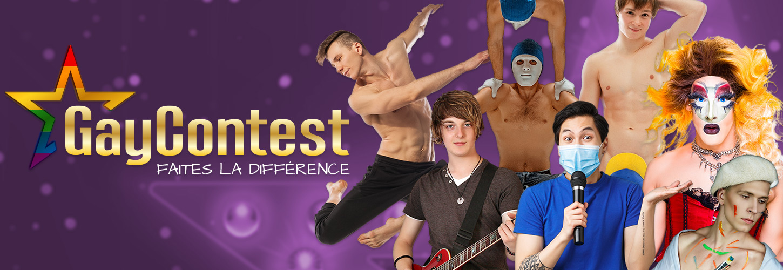 GayContest Concours de Talents